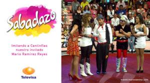 Cantinflas interpretado por Mario Ramírez El Comodín