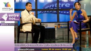 Entre Nos entrevista a Mario Ramírez
